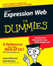 cover of Microsoft Expression Web For Dummies